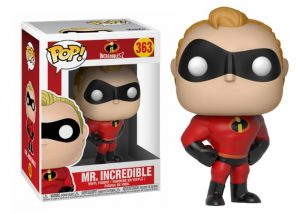 Funko Pop Mr INCREÍBLE