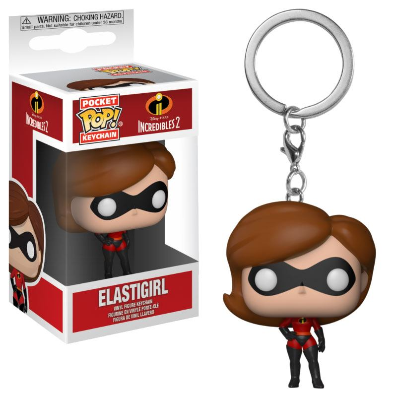 Llavero Pocket Pop ELASTIGIRL