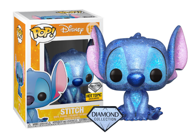Funko Pop STITCH (DIAMOND)