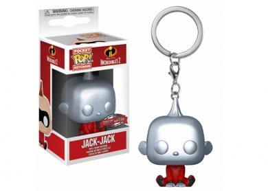Llavero Pocket Pop JACK-JACK CROMADO