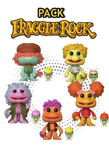 Funko Pop PACK FRAGGLE ROCK