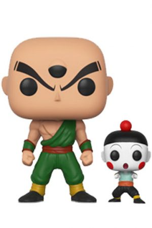 Funko Pop TEN SHIN y CHAOZ