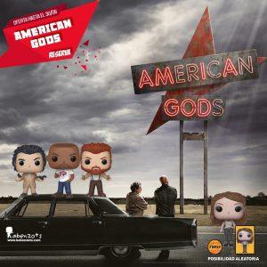 Reserva American Gods
