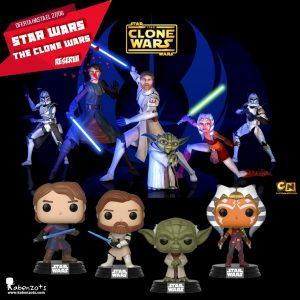 Reserva The Clone Wars