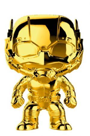 Funko Pop ANT-MAN CROMADO