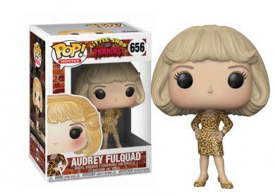 Glam del Funko Pop AUDREY FLUQUAD