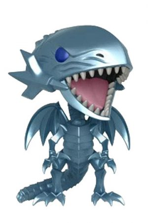Funko Pop DRAGON BLANCO DE OJOS AZULES