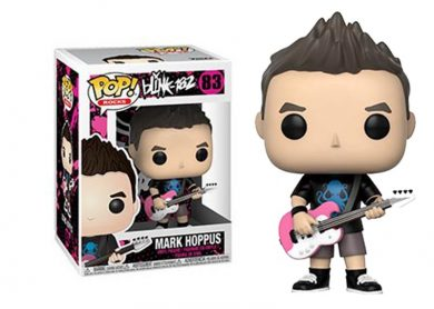 Glam del Funko Pop MARK HOPPUS
