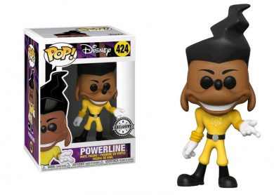 Glam del Funko Pop POWERLINE