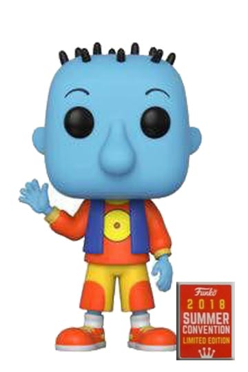 Funko Pop SKEETER VALENTINE SDCC18