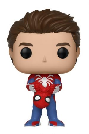 Funko Pop SPIDER-MAN SIN MASCARA