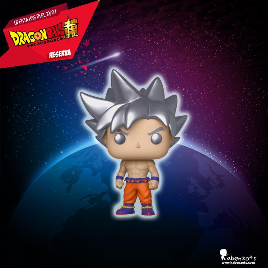 Reserva Goku Ultra Instinto