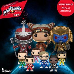 Reserva Power Rangers