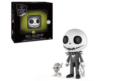 Glam del Funko 5 Star JACK SKELETON