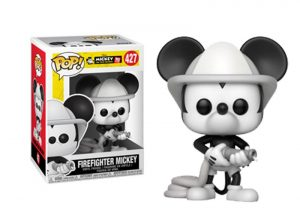 Glam del Funko Pop MICKEY BOMBERO