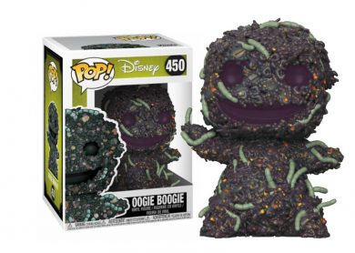 Glam del Funko Pop OOGIE BOOGIE Loco