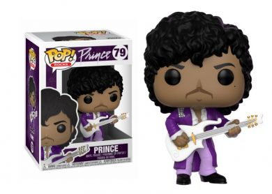 Glam del Funko Pop PRINCE de PURPLE RAIN