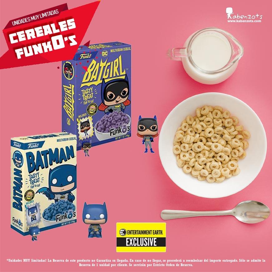 Reserva Cereales FunkO's