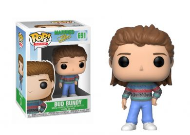 Glam del Funko Pop BUD BUNDY