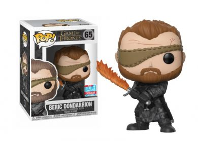 Glamdel Funko Pop BERIC DONDARRION NYCC18