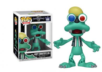 Glam del Funko Pop GOOFY MONSTRUOS S A