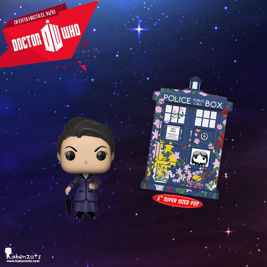 Reserva Doctor Who