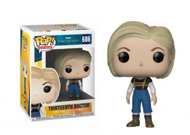 Glam del Funko Pop DECIMOTERCERA DOCTORA