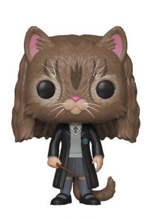 Funko Pop HERMIONE como gato