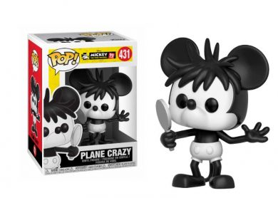Glam del Funko Pop PLANE CRAZY