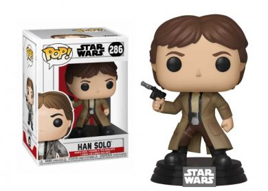 Glam del Funko Pop HAN SOLO Endor