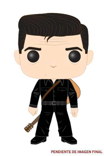 Funko Pop JOHNNY CASH de negro