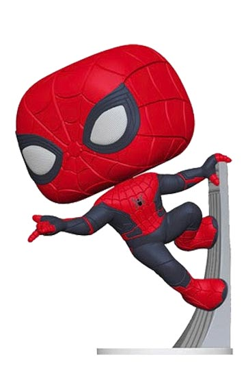 Funko Pop SPIDER-MAN traje actualizado