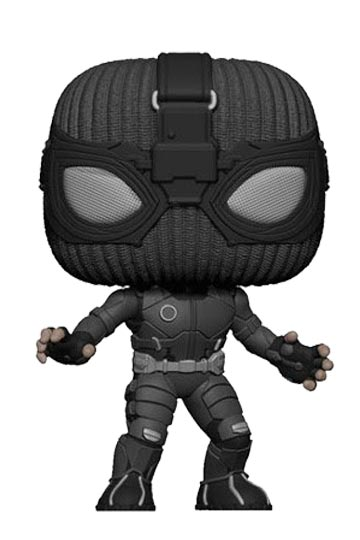 Funko Pop SPIDER-MAN traje sigilo