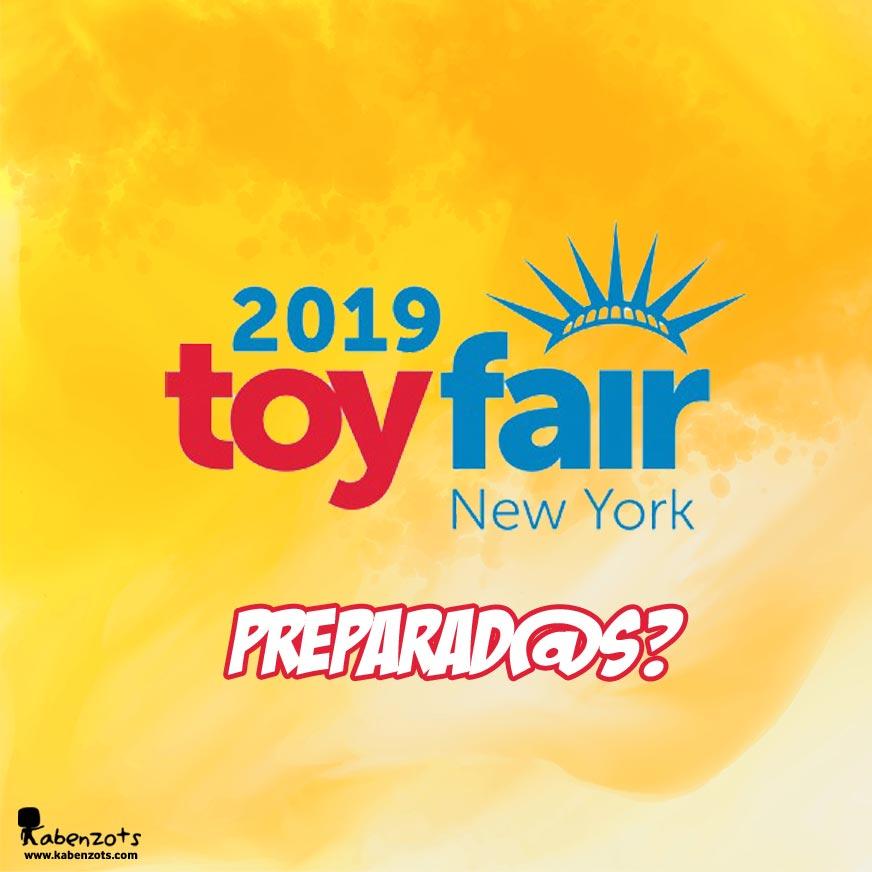 NY Toy Fair 2019