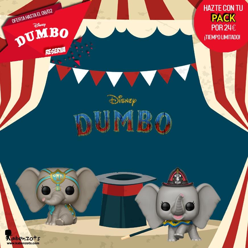 Reserva Dumblo Live