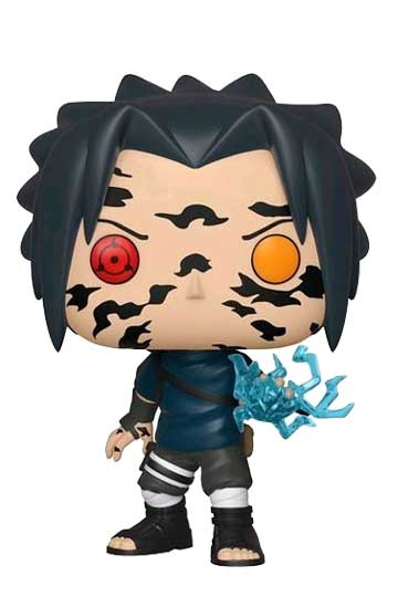 Funko Pop SASUKE SELLO MALDITO