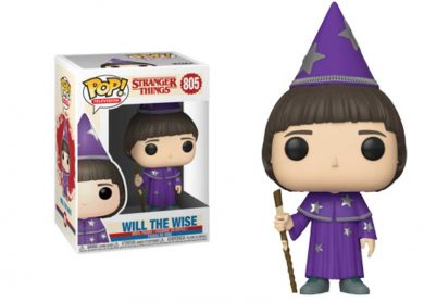 Glam del Funko Pop WILL EL SABIO