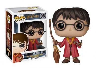 Glam del Funko Pop HARRY POTTER QUIDDITCH