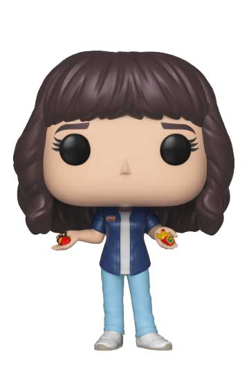 Funko Pop JOYCE con uniforme