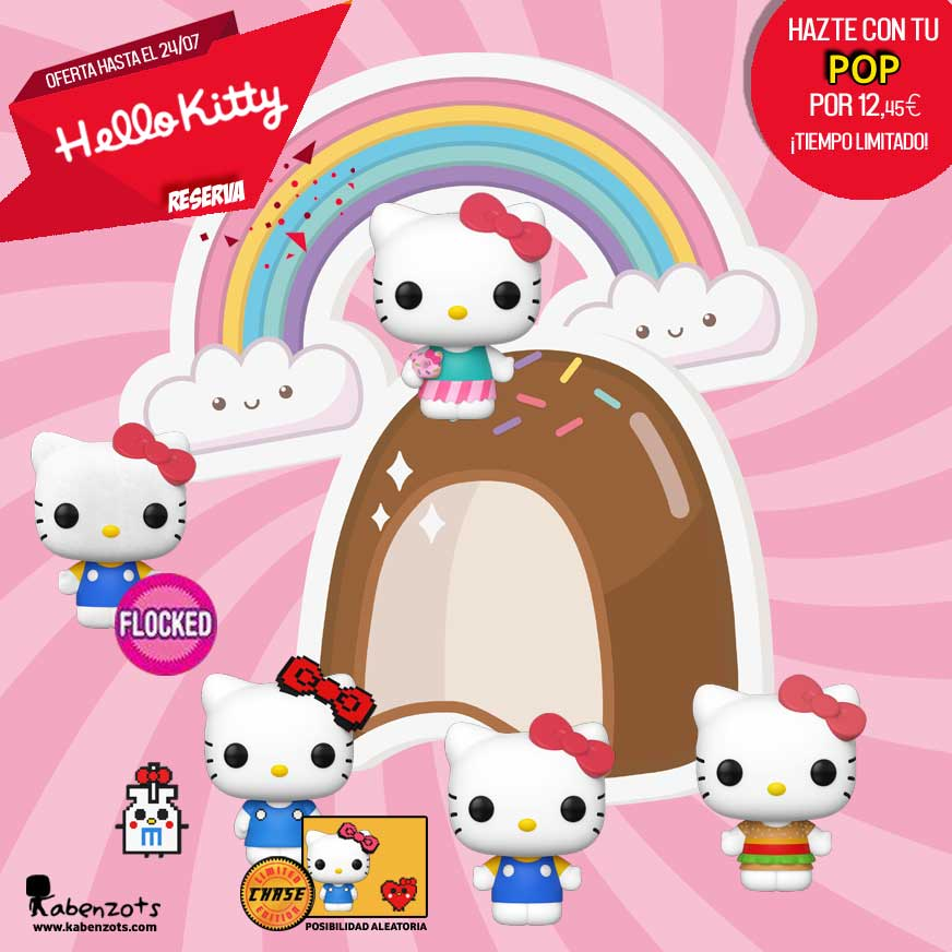 Reserva Hello Kitty