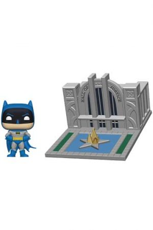 Funko Pop Town BATMAN con SALON DE LA JUSTICIA