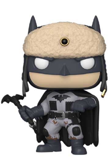 Funko Pop RED SON BATMAN