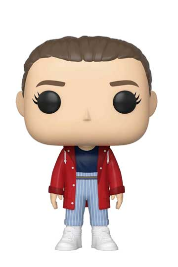 Funko Pop ONCE con impermeable