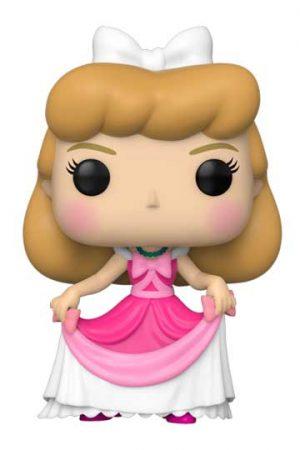 Funko Pop CENICIENTA con vestido rosa