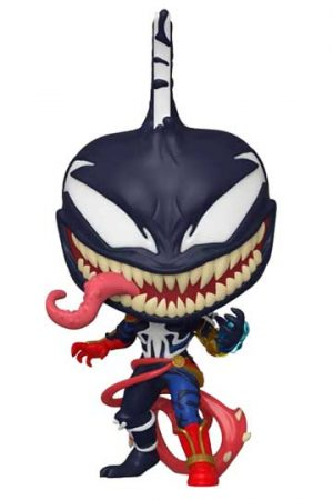 Funko Pop CAPITANA MARVEL VENOMIZADA