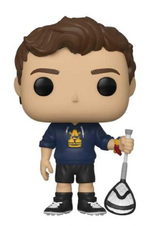 Funko Pop PETER con scrunchie