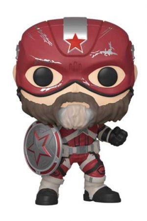 Funko Pop RED GUARDIAN