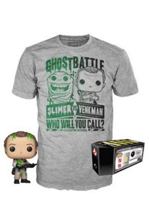 Set Pop Camiseta Dr. PETER VENKMAN