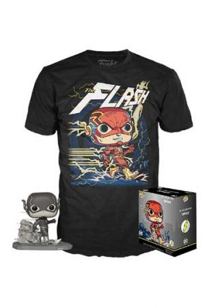 Set Pop Camiseta FLASH
