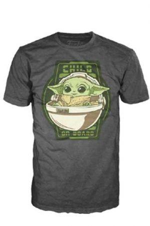 Camiseta CUTE ON BOARD